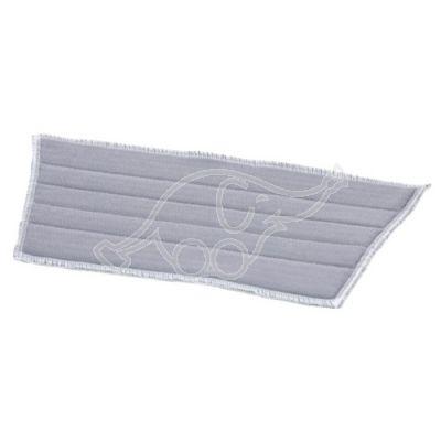 Vikan ErgoClean klaasimopp mikrokiud (25-28cm alus) hall