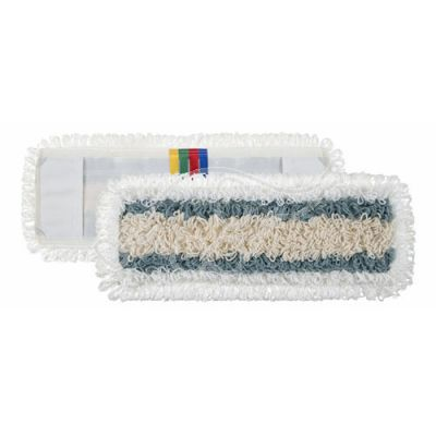 Rasant mopp 50x13cm mikro/pol/puuv narmastega,taskutega