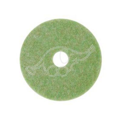 "3M Scotch-Brite abrazīvā ripa Buffering oranža-zaļa 20""508mm"