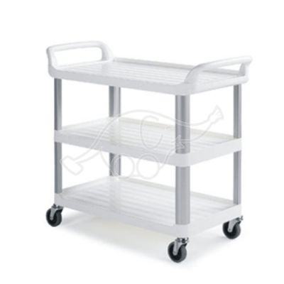 ratiņi Shelf White 3
