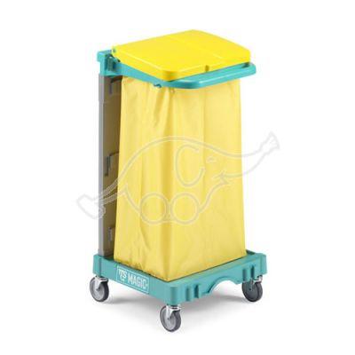 Mini Magic 10 Basic/bag holder 120L, wheels  ¨ 125 mm