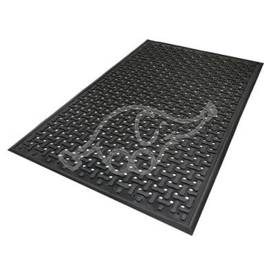Comfort mat Comfort Flow 56x85cm black