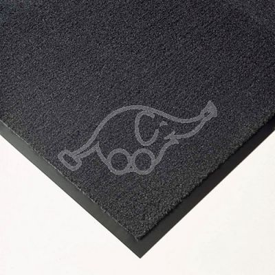 Solett 1,8x18,3m grey