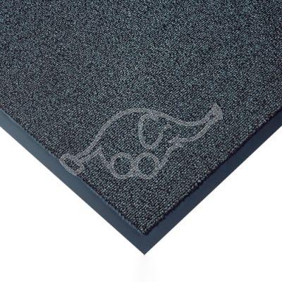 Allt i Ett 0,9x1,5 m pelēks ieejas paklājs