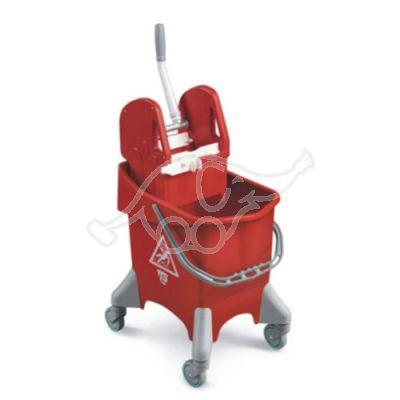 Carello Pile lt.30 rosso