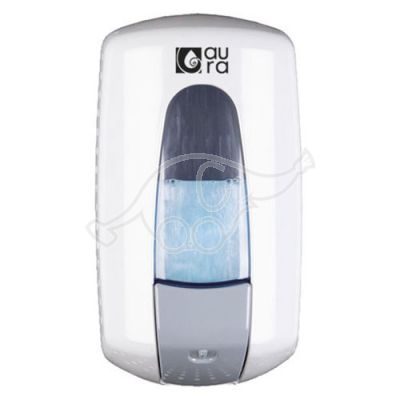 White ABS bulk soap dispenser Jolly Line 1L+ lid