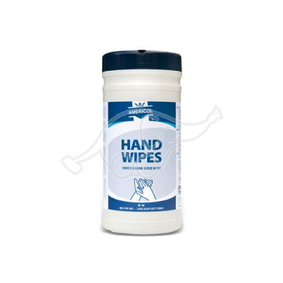 Americol Hand wipes container