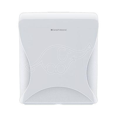 Essentia Maxi Jumbo Toilet Tissue Dispenser, white