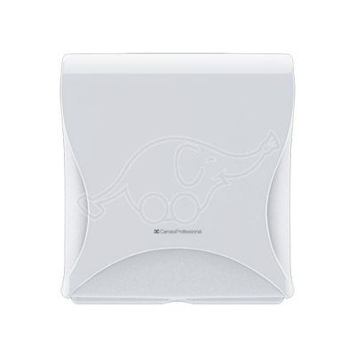 BulkySoft Essentia Compact lehträtikuhoidja, valge UUS!