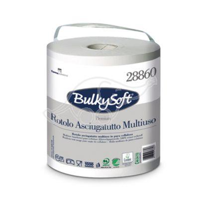Bulkysoft Premium Maxi Multiuso Professional 100m 2-ply