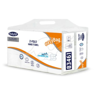 BulkySoft Z-fold Membrane Plus White Easy bag