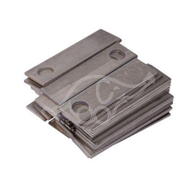 Flail blade kit (set of 30)