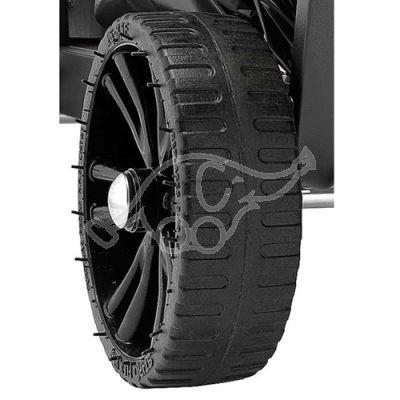 Wheel plastic