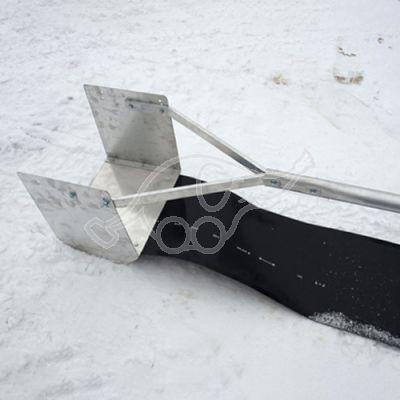 Snow dropper Tarmo 37cm with telescopic arm