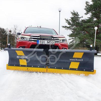 FC V2300E V-plow