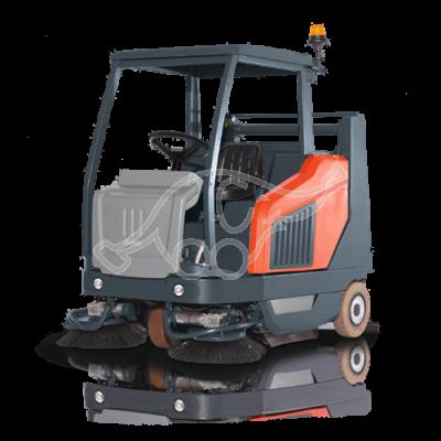 Hako Sweepmaster P1500RH LPG industriālais slaucītājs ( sērijas nr. )