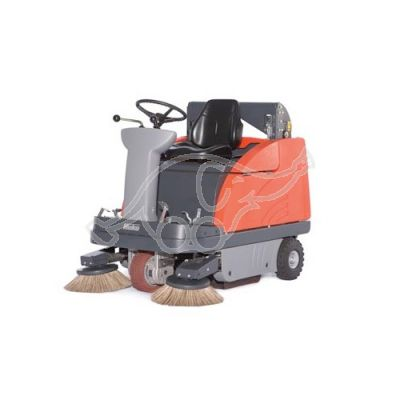 Hako Sweepmaster B980R sweeping machine