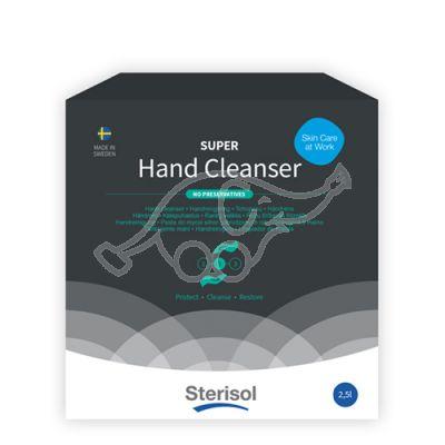 Sterisol Hand Cleanser Super 2,5L