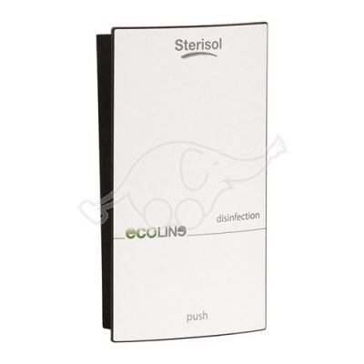 Sterisol Ecoline soap dispenser white 0,375L