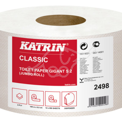 Katrin Classic Gigant S2 2x tualettpaber 100m (P)