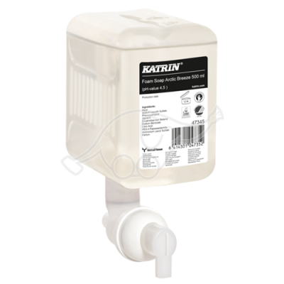 Katrin Foam wash 500ml Arctic Breeze