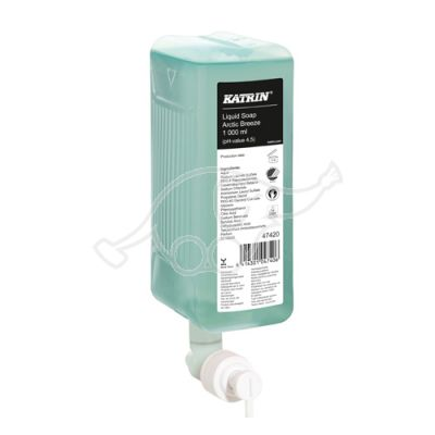Katrin liquid soap 1L Arctic Breeze