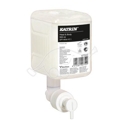 Katrin liquid soap 0,5L Arctic Breeze