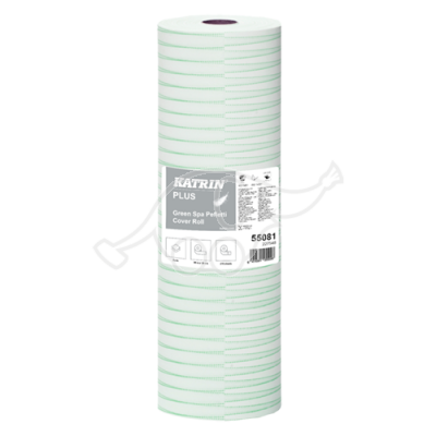 Katrin Green Spa pefletti cover roll 2-ply wh