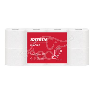 Katrin Classic Toilet  400  2-ply