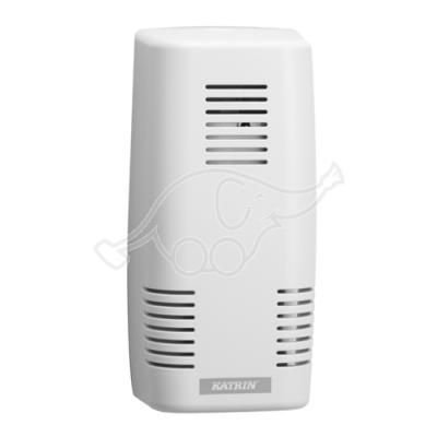 KATRIN INCLUCSIVE Ease turētājs gaisa aromatizatoriem, balts, plastikāta