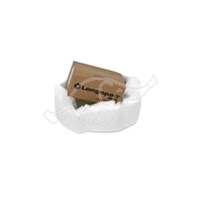 Longopac Bag Casette Mini Lean transparent 75m