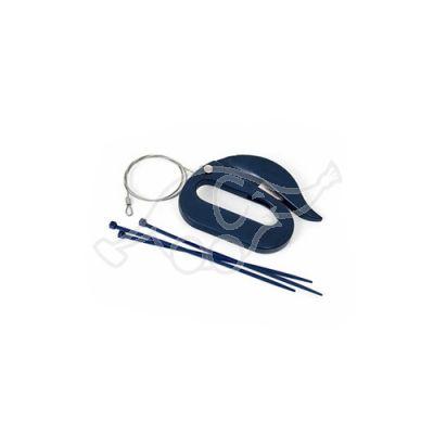 Longopac Stand Safety Cutter Blue