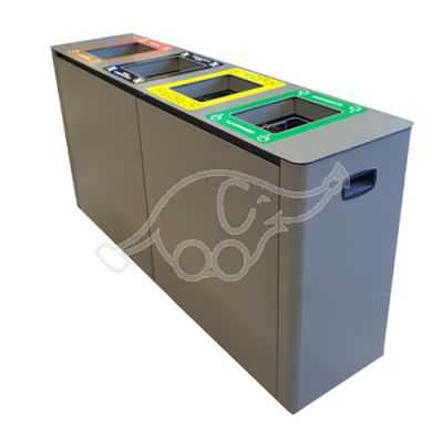 Longopac Bin Urban Commerz 4 Mini