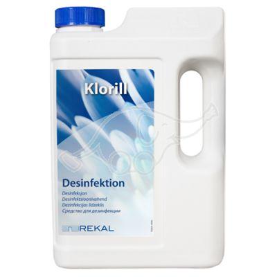 Rekal Klorill 1,7kg nõudeleotusaine