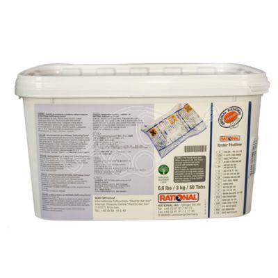 Rekal CleanJet ahju loputustabletid 50 tk (Rational)