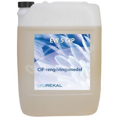 Rekal EW 5 CIP tööstuslik leeliseline puhastusvahend