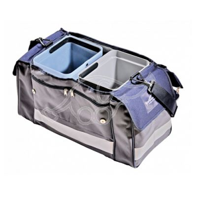 Sappax transport bag for cleaning tools with 2 buckets
