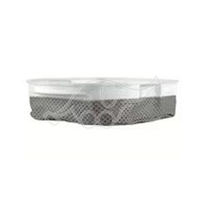 Fleece filter basket