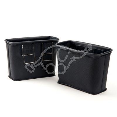 VILEDA taisnstūra instrumentu soma EVA Multi steel Premium ratiņiem, PVA, melna