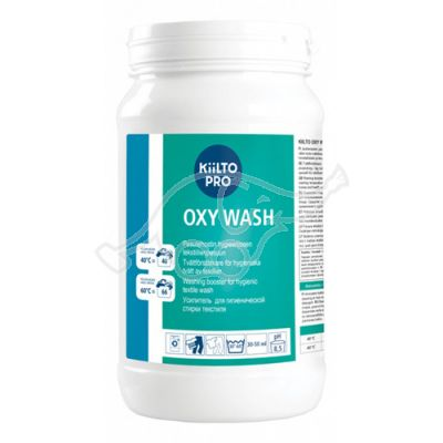 Kiilto Oxy Wash 1,8 washing booster