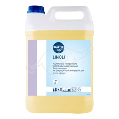 Kiilto Linoli 5L vahaeemaldusaine linoleumile