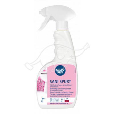Kiilto SaniSpurt  Hapan 0,75l Ready-made sanita