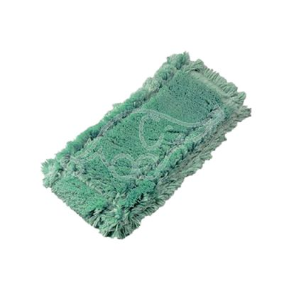 "Microfibre pad, 15mm ""wash"", 20cm, green"