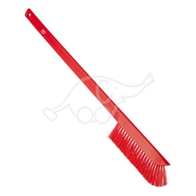 Ultra-Slim Cleaning Brush with Long Handle, 600 mm, Medium,