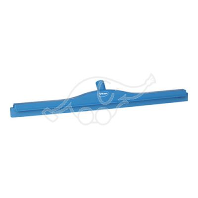 2C Double blade squeegee 700mm blue