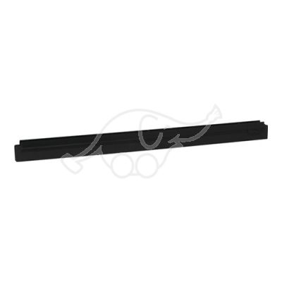 Replacement 2C double blade squeegee 600mm black