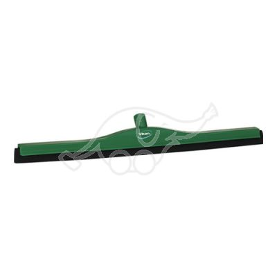 Squeegee 700mm black rubber green