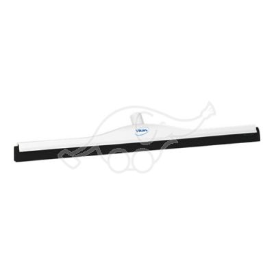 Squeegee 700mm black rubber white