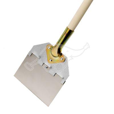 Scraper, building site scraper W 200mm