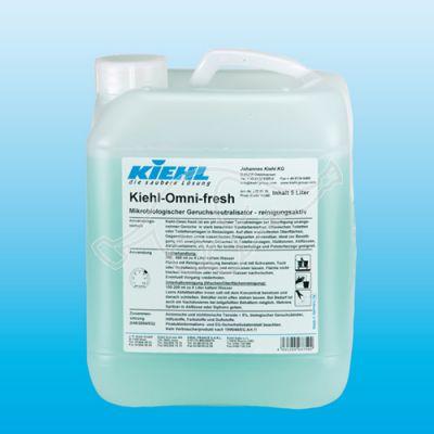Kiehl-omni-fresh 5L mikrobioloģisks smaku neitralizētājs - tīrītājs